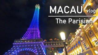 Macau VLOG 1 - The Parisian Hotel