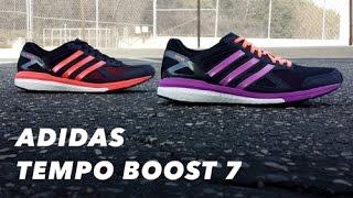 running shoe preview adidas adizero tempo 7 boost