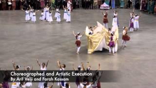 2013 PNE Floor Show - Arif Velji and Farah Kassam - Jul 06 2013