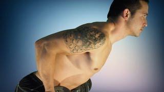 rutina intermedia para pecho espalda y abdomen