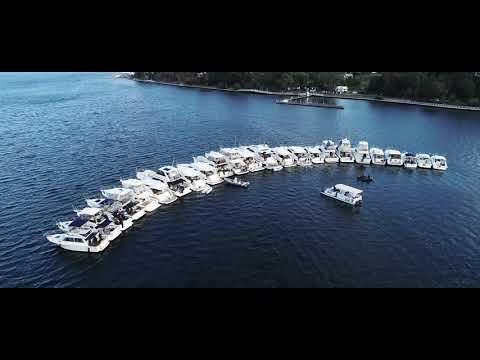 R Marine Jacksons VIC 2019 Metung Raftup
