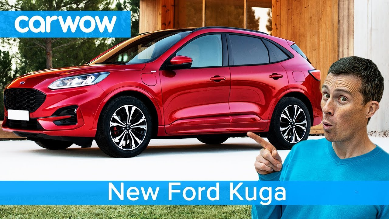 New Ford Kuga Suv 2020 See Why It Should Be Better Than A Vw Tiguan And Peugeot 3008 Youtube