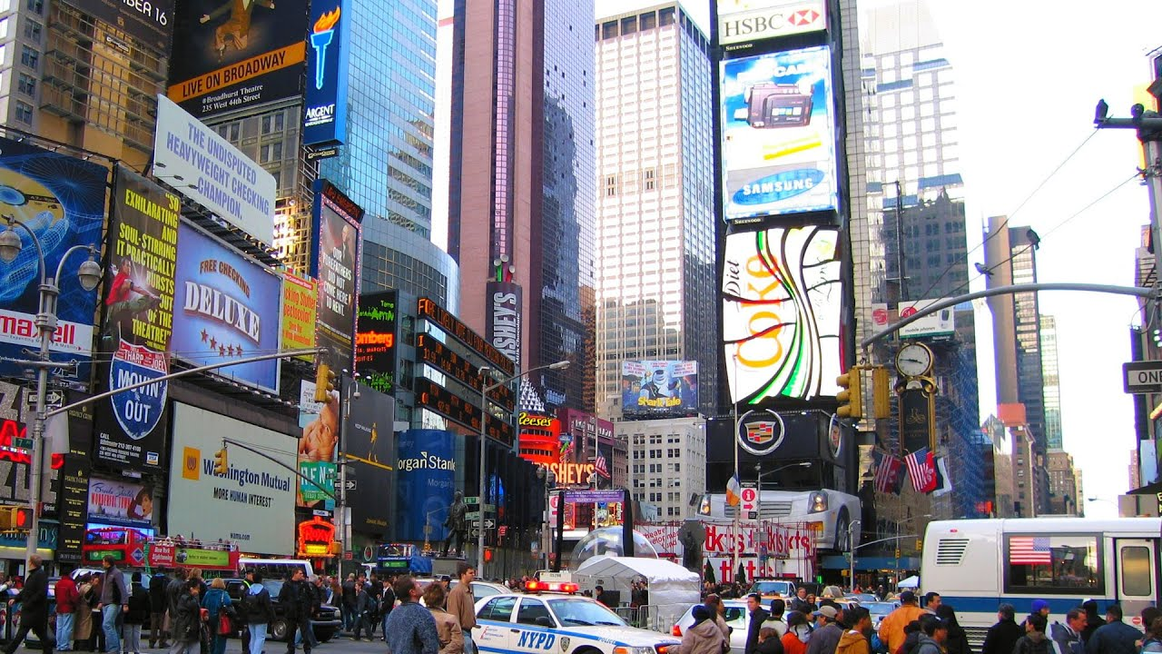 Apartments In Times Square