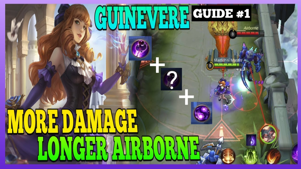 Guinevere Guide 1 | How to Use Guinevere Properly | Master the Basics | Guinevere Gameplay | MLBB