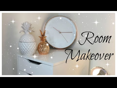 Extreme Bedroom Makeover  The Rybka Twins