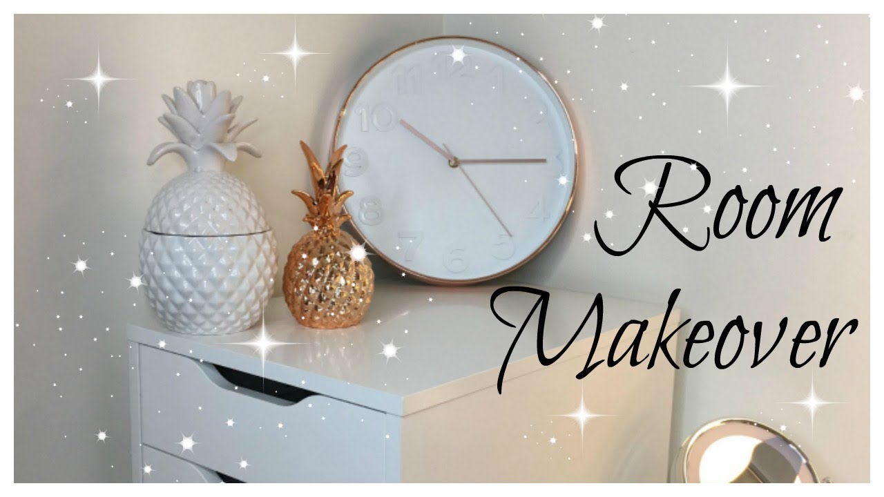 Extreme Bedroom Makeover The Rybka Twins Youtube