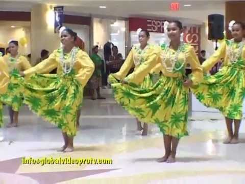 CULTURE DANCES. ISLAND OF GUAM