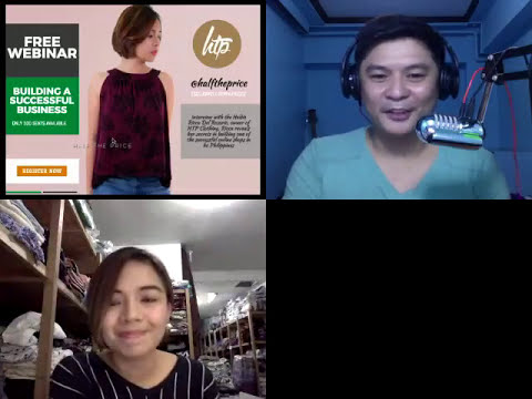 Exclusive Interview With Ricca Del Rosario of Half the Price Clothing