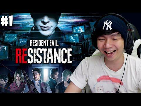 Teriakan Para Lelaki - Resident Evil Resistance - Beta - 동영상
