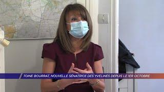 Yvelines | Toine Bourrat, nouvelle sénatrice des Yvelines depuis le 1er octobre 2020