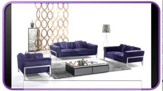 Blue Modern Furniture Wholesale