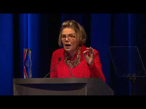 Lesley Visser Acceptance Speech; Sports Broadcasting Hall of Fame 2017