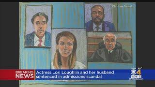 Lori Loughlin Sentenced In College Admissions Scandal