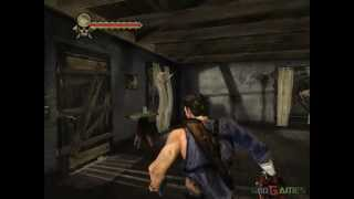Evil Dead: Regeneration - Gameplay PS2 HD 720P