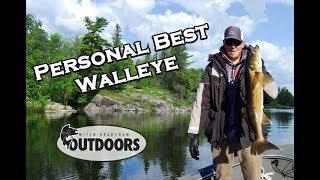 Personal Best Walleye | MN Fishing Opener '18