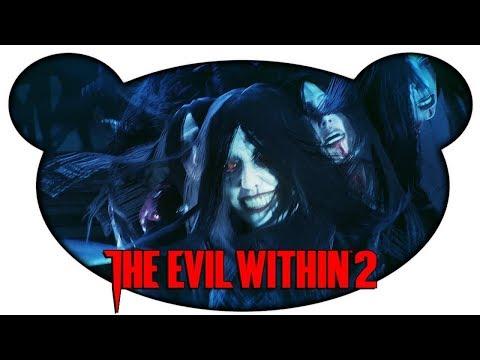 Die, die immer lacht - The Evil Within 2 #15 (Let's Play Nightmare Gameplay Deutsch German)