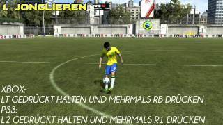 FIFA 12 - BRUSTFLICK TUTORIAL - [ XBOX 360 I PS3 I PC ] DEUTSCH I HD