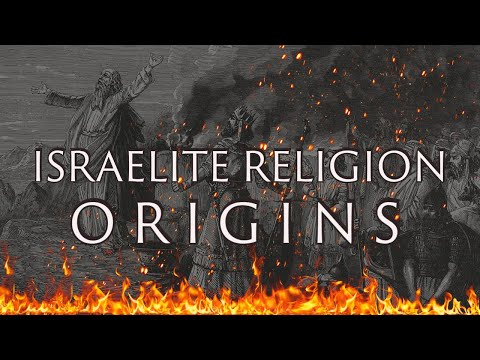 The Origins Of The Ancient Israelite Religion | Canaanite Religions | Mythology
