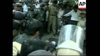 Bodies of two gunmen taken out as commandos raid temple
