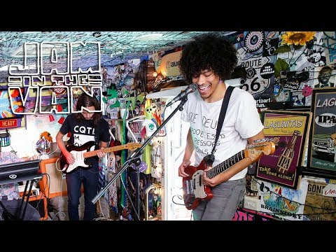 """BOOGARINS - """"Foi Mal"""" (Live At JITV HQ In Los Angeles, CA 2018) #JAMINTHEVAN"""