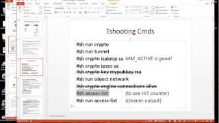 Cisco ASA Basic VPN Tunnel Troubleshooting(, 2014-04-30T02:26:56.000Z)