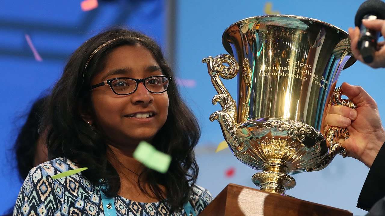National Spelling Bee Champion Stunned at Win: 'It's Like a Dream Come True'