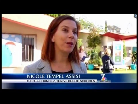 THRIVE PUBLIC SCHOOL   KNSD NBC7  1 29 16  6pm