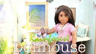 Fabulous Craft Review: Rainforest Dollhouse - Doll Crafts