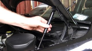Simple how-to: Replace gas struts / lift supports on any vehicle