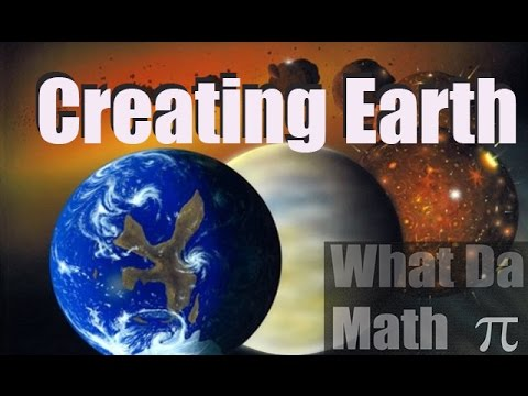 Universe Sandbox 2 - Creating Earth from Protoplanets