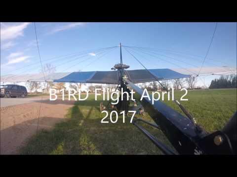 B1Rd Flight 4 2 2017