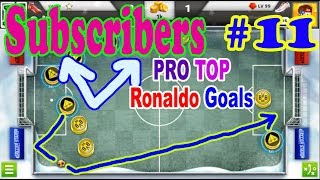 SOCCER STARS WOW Low Level 36 Playing Very GOOD 🔥 -  SUBSCRIBERS Top Ronaldo GOALS + Tips & Tricks