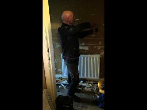 Plumber Caught Dancing!