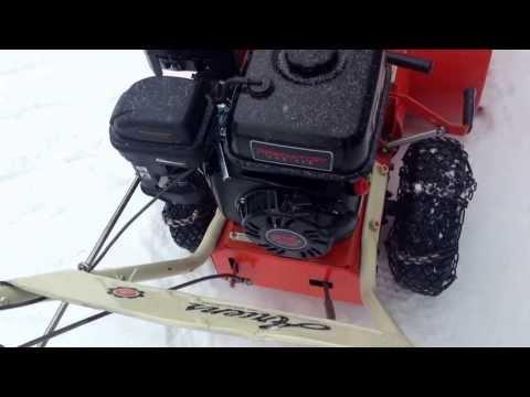 Mtd yardmachine 5 22 repower with harbor freight predat for Harbor freight blower motor