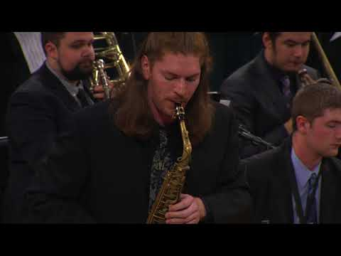 UNT One O'Clock Lab Band: Robert Washut - Beneath the Mask (2011)