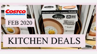 COSTCO DEALS * kitchenware * home / shop with me / shopping vlog 2020