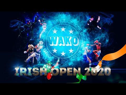 Irish Open 2020 Ring 16 Saturday