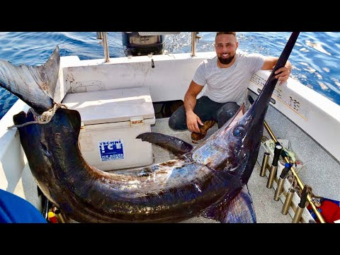 BIG SWORDFISH HEARTBREAK AND TRIUMPH -YouFishTV