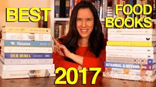 BEST FOOD BOOKS of the Year: HUGE GIVEAWAY!