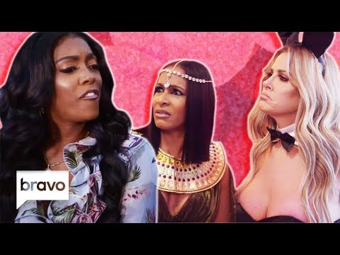 The Real Housewives of Atlanta's Shadiest Moments | Bravo