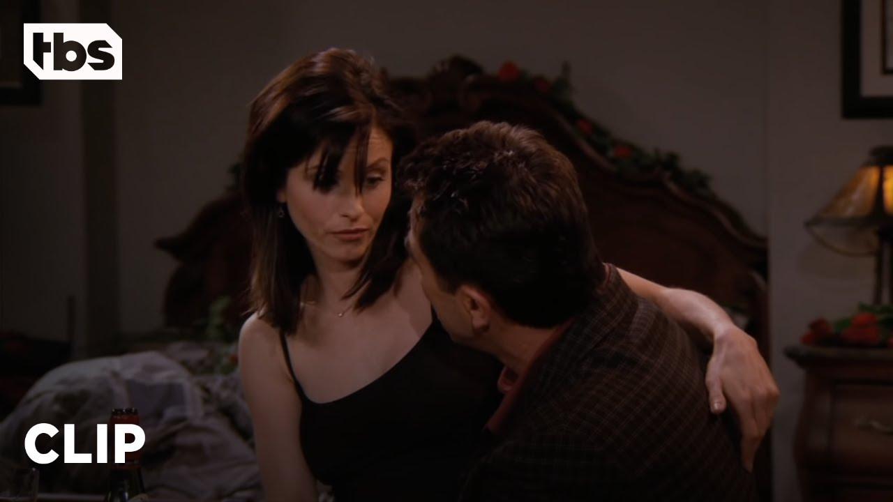 Friends: Monica Decides to Get Over Richard (Season 3 Clip)   TBS