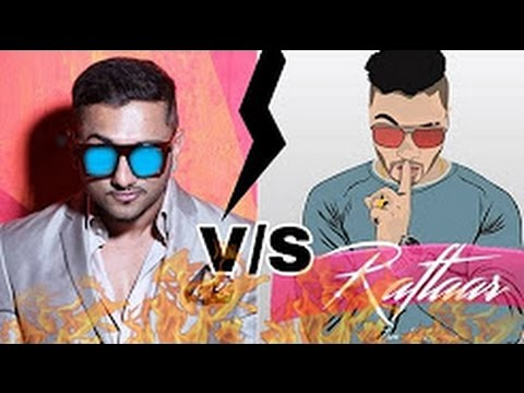 Yo yo honey singh vs raftaar offical rap video 2017 | new punjabi.