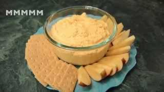 Easy 3- Ingredient Pumpkin Dip