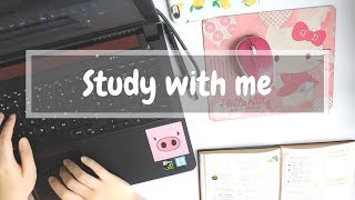 Study With Me (Real Time) | Coding Session | studywithmaggie