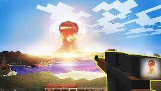 ВЫЖИВАНИЕ ПОСЛЕ ЯДЕРНОЙ ВОЙНЫ MINECRAFT | Fallout Craft Сервер