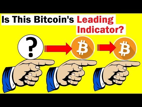 Is This Bitcoin's LEADING Indicator?