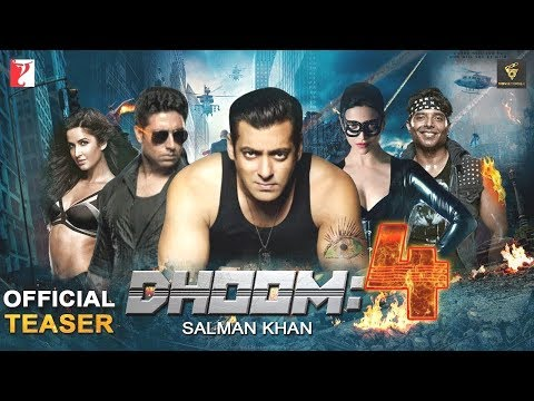 Dhoom 4 Reloaded Trailer | SRK, Salman Khan | YRF