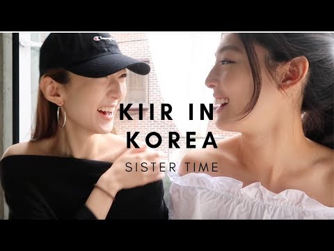 KOREA VLOG: SISTER DATE!
