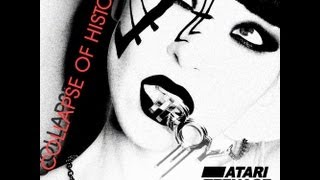 "Atari Teenage Riot - ""Collapse Of History"""