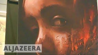 🇸🇾 Haneen: Exhibition of Syrian children's longings in war